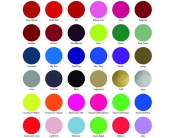 """SISER EasyWeed Heat Transfer Vinyl Material 15"""" x 5 Yards 38 Colors mix and match per yard or foot. No neon Colors or Glow in the Dark"""