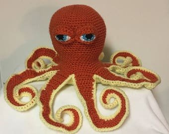 Hank inspired octopus from Dory