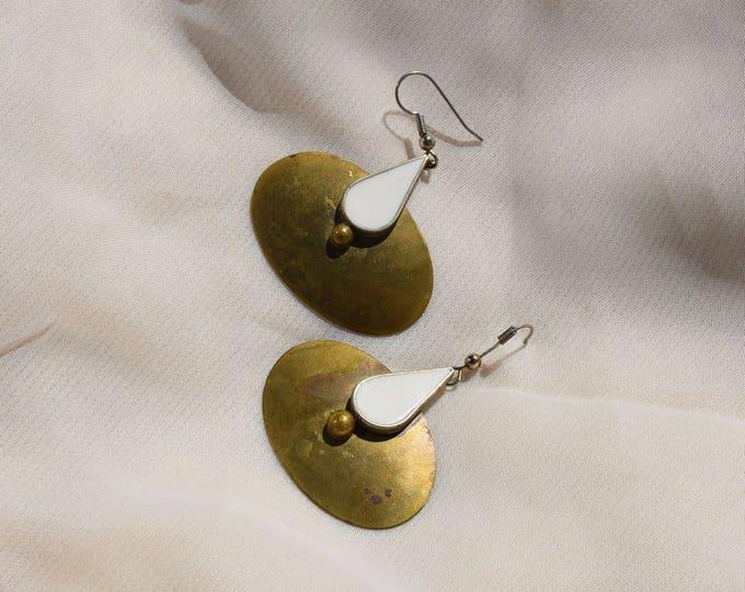 Uovo earrings.