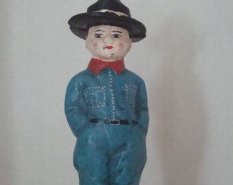 Vintage Boy Scout Bank