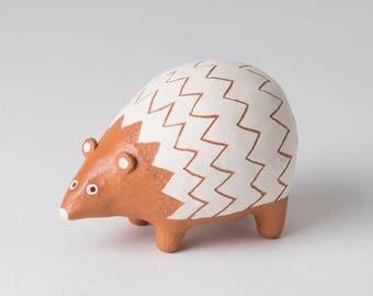 Ceramic Hedgehog, Hedgehog Decor, Hedgehog Lover, Hedgehog Home Decor, Hedgehog Gift