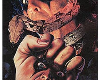 Alice Cooper Original Poster