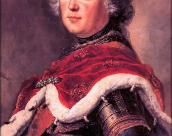 20% Off Sale - Poster, Many Sizes Available; Frederick The Great