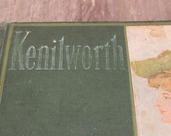 Kenilworth - Sir Walter Scott (1907)