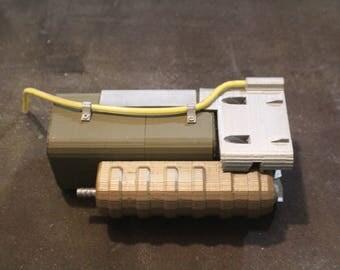 F4 Laser Pistol Barrel