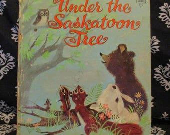 Under the Saskatoon Tree by Solveig Paulson Russell and Bonnie and Bill Rutherford 1966