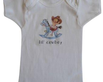 Lil' Cowboy Baby T-Shirt