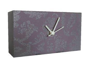 Fabric Mantle Clock