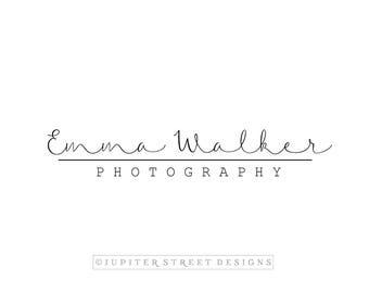 Logo Design-Photography Logo-Small Business Logo-Minimal Logo