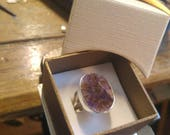 Reserved for Denyelle! Such a stunning stone i hope you love this ring!