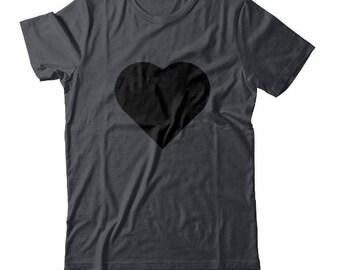 Black Heart Tee