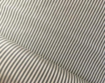 Lee Jofa City Stripe Silk/Cotton Fabric