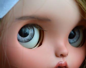 OOAK custom Blythe doll Wonka