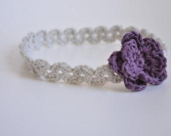 Headband, headband, handmade headband crochet