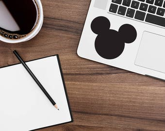Mickey Mouse MacBook Decal Laptop Sticker / Disney Decal
