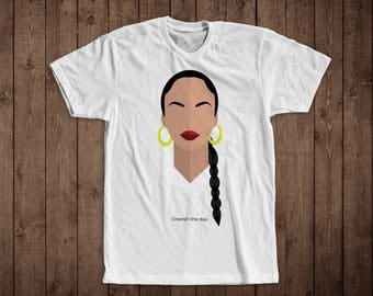 T-Shirt- Original Design Icon Design Inspired by Sade