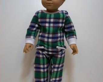More Plaid Flannel Pajamas