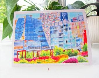 Highline NYC Notecards