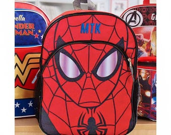 Personalized Spider-Man Homecoming Character Backpack - 16 Inch