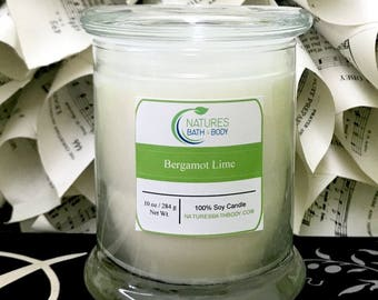 10 oz. Soy Candle