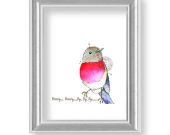 The Song of a Bird