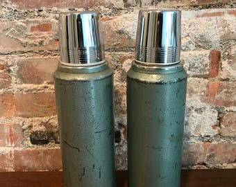 Pair of Stanley Thermos