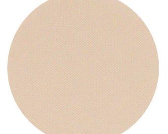 Milk and Cookies, 26 mm Pressed Matte Eyeshadow, Slight Shimmer Cream Eyeshadow, Mineral Eyeshadow