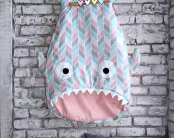 Baby girl blanket stroller blanket baby shower gift toddler gift newborn blanket gift for girl newborn gift fish blanket baby sleeping bag