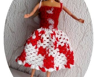 Outfit for Barbie doll clothes