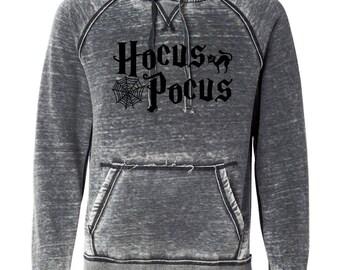 Hocus Pocus with Black Cat Vintage Hoodie!!