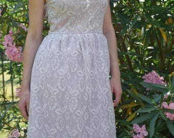 Wedding dress/white lace dress/women lace suit