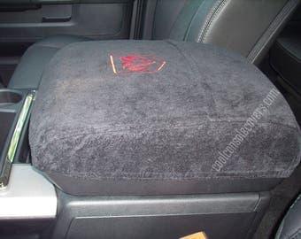 jeep grand cherokee 2011 2017 center console cover black 100. Black Bedroom Furniture Sets. Home Design Ideas