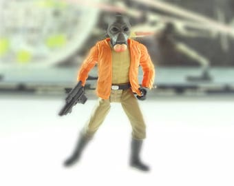 Star Wars Walrus Man Action Figure POTF 2 Hasbro