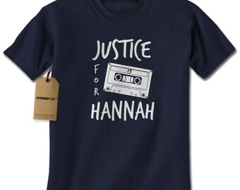 Justice For Hannah Mens T-shirt