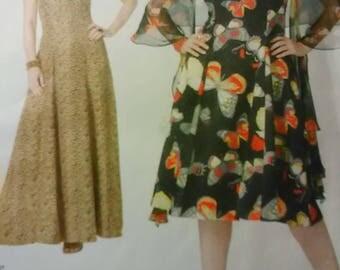 UNcut Butterick 5761 pattern