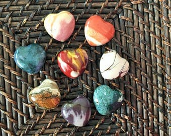 Surprise Heart Crystal infused w/ Reiki Perfect for Meditation, Chakra Healing