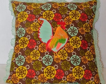 Chicken/Rooster Pillow