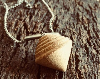 Cork Bardofula Necklace