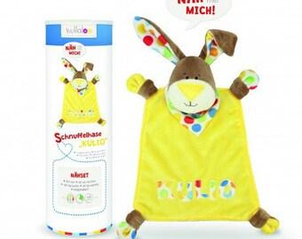 Kullaloo kulio Yellow Rabbit plushie Kit