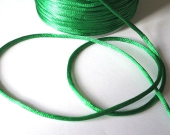 5 m green tail nylon wire 2mm rat