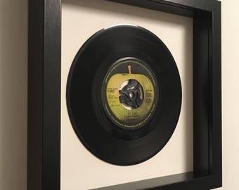 """The Beatles """"Let It Be"""" - Framed Vinyl Gift"""
