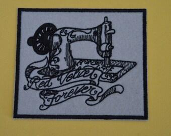 coat sewing machine to sew