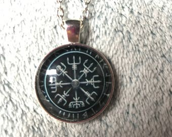 Norse Rune Compass Etsy