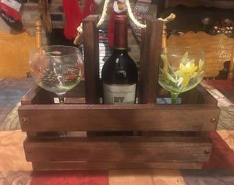 Wine cady