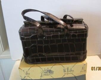 Vintage Alligator Case