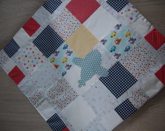 Little baby themed play mat planes