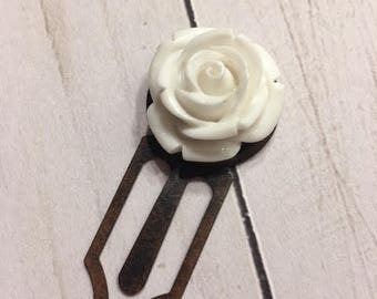 Rose Paper Clip