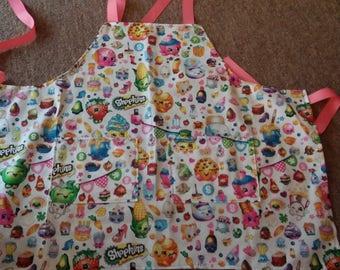 Little Girls Shopkins aprons