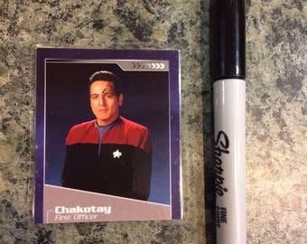 Chakotay Star Trek Magnetic