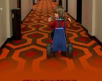 Summer Sale THE SHINING Movie Poster Stanley Kubrick Jack Nicholson
